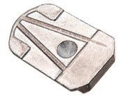 CRL Ford Deep ''V'' Rear View Mirror Brackets - 100 Pack by C.R. Laurence