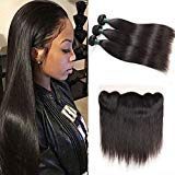 8A Brazilian Virgin Hair Straight Bundles Unprocessed Virgin Straight Human Hair 10inch Natural Color 100g per Bundle