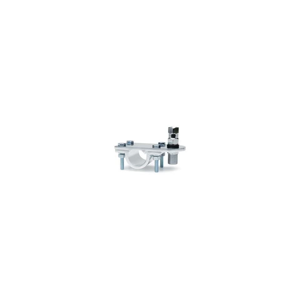Truckspec TS535 Heavy duty Aluminum Mirror Mount W/so 239 Connector Freightliner/mack Trucks