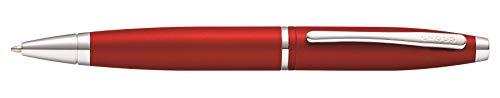 Cross Calais Matte Metallic Crimson Ballpoint - Pen Crimson