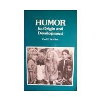 Humor, Its Origin and Development