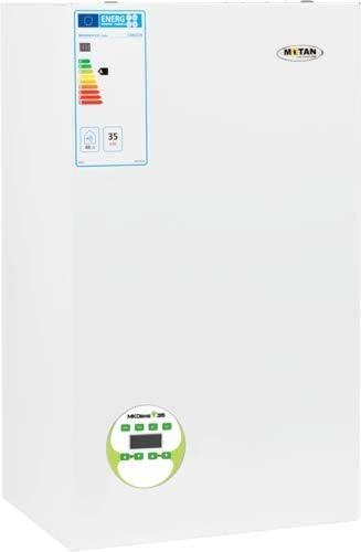 Brennwerttherme 35 kW Kombitherme Brennwert Therme Gastherme Gasheizung