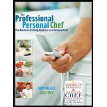 img - for The Professional Personal Chef by Wallace, Candy, Forte, Greg. (Wiley,2007) [Hardcover] book / textbook / text book
