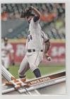Mike Fiers (Baseball Card) 2017 Topps - [Base] #496