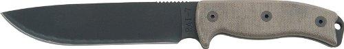 Ontario 8604 RAT-7 Knife (Green), Outdoor Stuffs