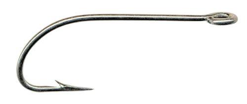 Mustad 31010D Classic Atlantic Limerick Duratin Hook (100-Pack), Size - Limerick Hooks
