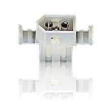 RadioShack® 2-Position Male/Female Polarized Connector