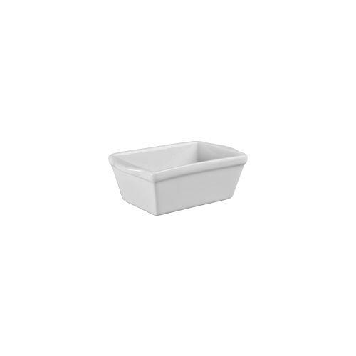 Mini Loaf Pan [Set of 4] (White Loaf Pan)