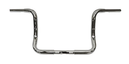 LA CHOPPERS LA-7321-10 Chrome 11/4
