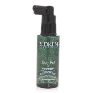 Redken Body Full Weightlifter 1.7oz 50ml Travel Size 3 Pack