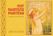 - Postcard Book Art Nouveau Posters