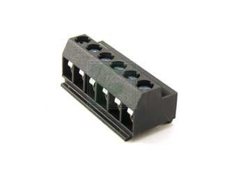 WECO ELECTRICAL CONNECTORS 950-NLFL-DS/06 950 Series Screw Connector 6 Position 5 mm Pitch 14-26 AWG Terminal Block - 400 item(s) by WECO ELECTRICAL CONNECTORS