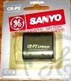 Crp2 Digital Camera Battery (SANYO 6V Lithium Battery - 1 pack (Discontinued by Manufacturer))