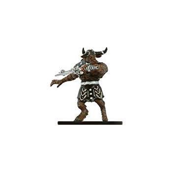 D & D Minis: Savage Minotaur # 31 - Savage Encounters