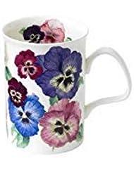 Roy Kirkham Pansy Mug