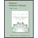 Graphing Calculator Manual for College Algebra : Graphs and Models, Penna, Judith A., 0321790995