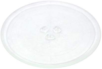 Plato giratorio universal de cristal para microondas con 3 ...