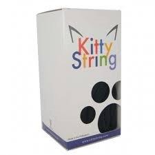 Kitty String Yo-Yo String 100 Pack - XL- Black (Yoyo String One)