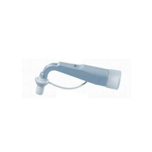 Pack of 2 pcs BrandTech 707955 Discharge Tube with Integrated Valve