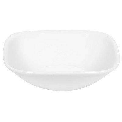 Corelle Square Pure White 10-oz Bowl by CORELLE