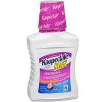 Kaopectate Extra Strength Liquid Peppermint 8 oz (Pack of 4) by Kaopectate