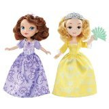 Disney Sofia the First Princess Sisters, Multi Color