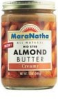 Maranatha Creamy Almond Butter No Stir ( 12x12 OZ)