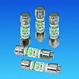 CCMR Fuses-20 Amps, 1-1/2'' Length,13/32'' Diameter (Pack of 5)