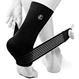 Best Achilles Tendon Supports - Achilles Tendonitis Tendon Foot Sleeve for Sprained Ankle Review