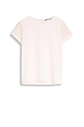 ESPRIT Collection, Blusa para Mujer Rosa (Nude)