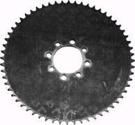 Tooth Drive 60 Sprocket - Rotary # 8249 Go Kart Drive Sprocket For Universal # 41 Chain 60 Tooth 2 7/8