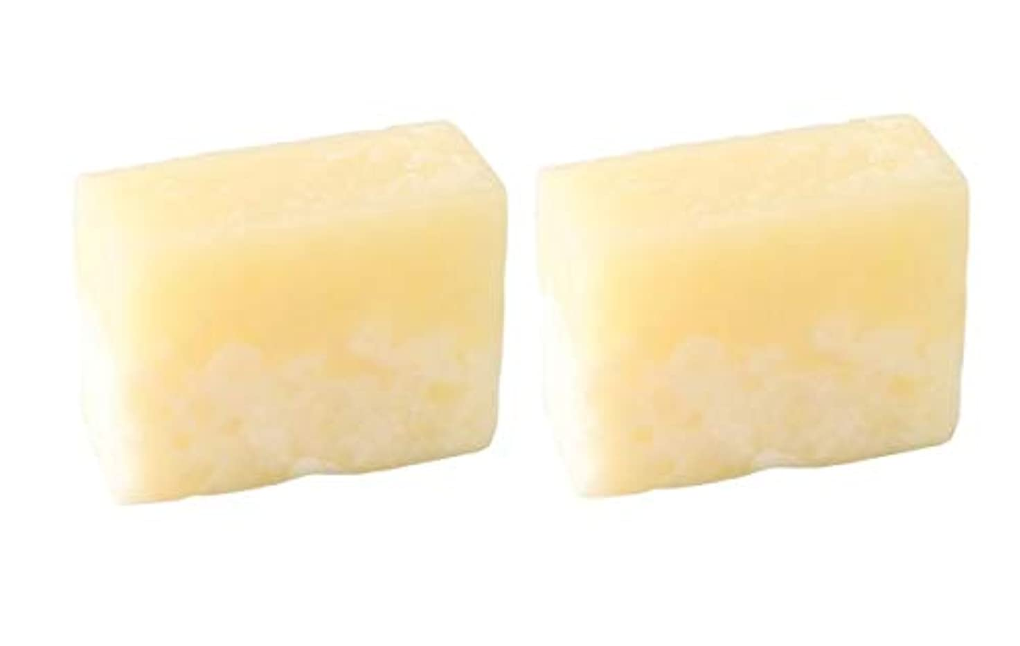 じゃない確立瞑想的LUSH ラッシュ ボヘミアン(100g)×2個セット レモンの爽やかな香りソープ