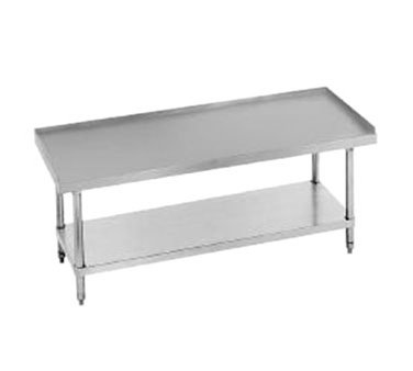 BK Resources ES-7230 Stainless Steel Grill Stand | 72'' x 28'' by BK Resources