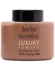 Ben Nye Nutmeg Powder MHV-9 1.5oz. 42gm. Shaker Bottle