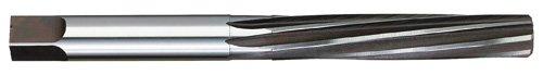 4-11//16 Cutting Length 9-3//8 Overall Length Right Hand Cut Titan TR97383 High Speed Steel Hand Reamer Left Hand Spiral 27//32 Straight Shank 0.8438 Shank Diameter