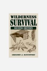 by Gregory J. Davenport Wilderness Survival(text only)2nd(Second) edition [Paperback]2006 Paperback