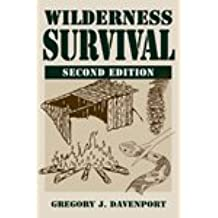 by Gregory J. Davenport Wilderness Survival(text only)2nd(Second) edition [Paperback]2006