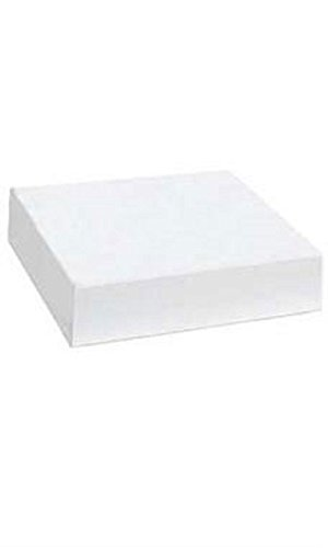 17 x 11 x 2 ½ inch White Apparel Boxes by STORE001