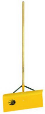 Yeoman & 04040 24-Inch Spring Steel Snow Pusher - Quantity 6 by Yeoman &