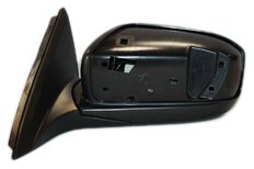 Honda Accord Mirrors Power (TYC 4700532 Honda Accord Driver Side Power Non-Heated Replacement Mirror)