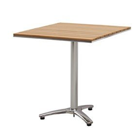 Table 70×70 Exterieur