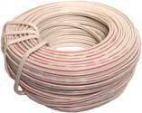(Universal Garage Door Wire 35265B 2 Conductor Bell Wire for Control Station / Sensors,)
