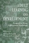 Adult Learning and Development : Perspectives from Educational Psychology, , 0805825231