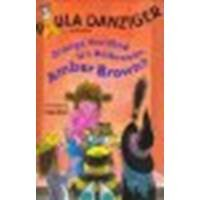 Orange You Glad It's Halloween, Amber Brown by Danziger, Paula [Putnam Juvenile, 2005] Hardcover -