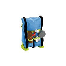 (Fisher Price Fun to Imagine 2 in 1 backpack & tent camping set)