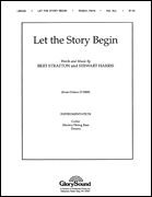 Let the Story Begin Inst. Acc / Guitar, Bass, Chimes