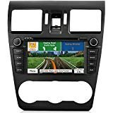 AIMTOM In-dash GPS Navigation Android Stereo Bluetooth DVD CD Deck 7