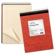 (Ampad Gold Fibre Retro Wirebound Writing Pad, Legal, 8 1/2 x 11 3/4, Ivory, 70 Sheets - 20-008R (Pack of 2))