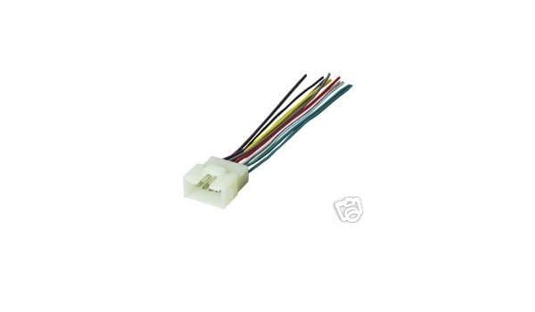 amazon com stereo wire harness honda crx 84 85 1984 1985 (car radio  stereo wire harness for honda crx #15