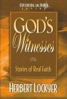 God's Witnesses, Herbert Lockyer, 0800756401
